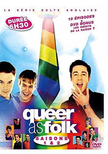 Queer As Folk-Saisons 1 & 2