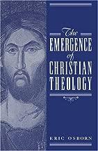 The Emergence of Christian Theology