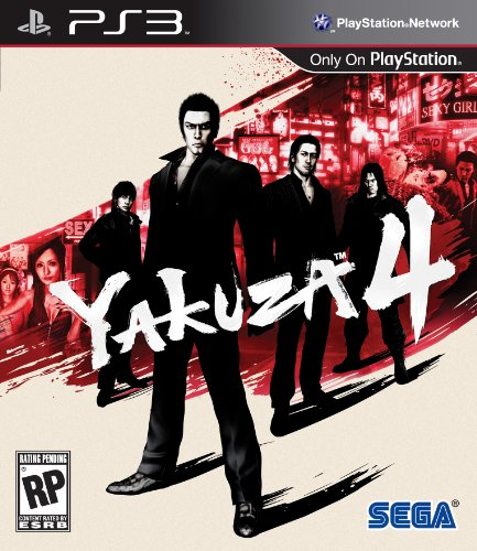 SEGA Yakuza 4, PS3 PlayStation 3 vídeo - Juego (PS3, PlayStation 3, Acción, M (Maduro))