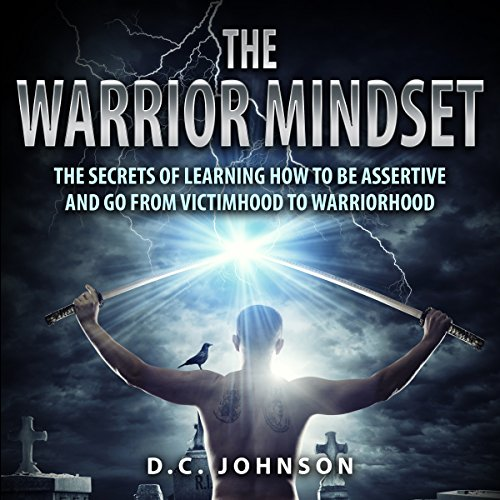 The Warrior Mindset audiobook cover art