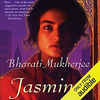 Jasmine audiobook cover art