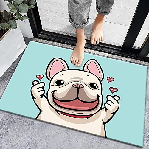 ZAZN Cartone Animato Carino Bagno Assorbente Tappetino Tappeto Animale Tappetino Piccolo Fresco Casa Ingresso Zerbino Tappetino da Cucina