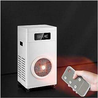 AGLZWY Calefactor Baño Calentadores Convector Radiador Ventilador De Pie Temperatura De 3 Archivos Protección contra El Sobrecalentamiento Calentamiento Instantáneo para Interior Habitación