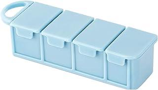 HLYT-0909 Boîte de Rangement Boîte de Pilule Portable, boîte de Rangement Mini Pilule for Une Semaine de Voyage, Conceptio...