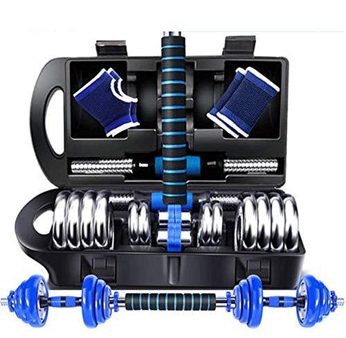 Kurzhantel 2Er Set Innovatives Hantelset Mit Silikonüberzug Aus Gusseisen Effektives Fitness 35Cm Pleuel Gestalte Das Perfekte Körpertraining Männer Und Frauen,B,30kg