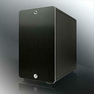RAIJINTEK Thetis Classic Midi-Tower Negro - Caja de Ordenador (Midi-Tower, PC, Aluminio, Negro, ATX,Micro ATX,Mini-ATX, 17 cm)