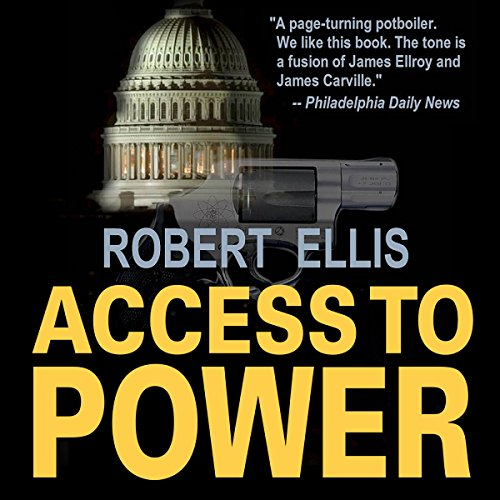 Access to Power audiobook cover art