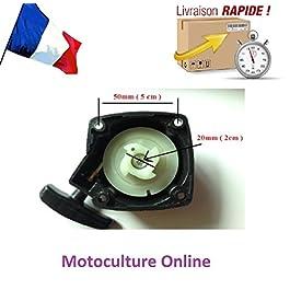 Motoculture-Online Lanceur/démarreur pour Taille Haie Thermique