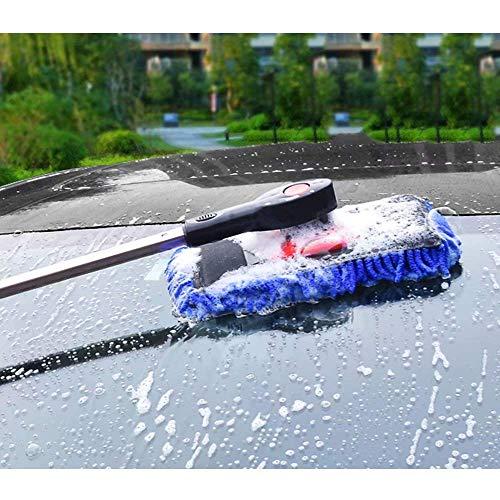 Autowasborstel Tool Zachte borstelreiniging Professionele Microvezel Mop Stofzuiger Drag Automotive Huishoudelijke Suv Caravan Van