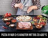 Zoom IMG-2 g3ferrari delizia green forno pizza