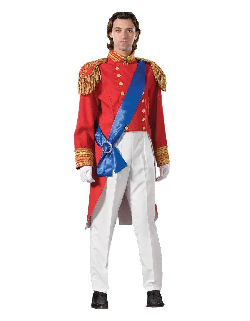 Men's Irish Guard Prince Royal Wedding Costume