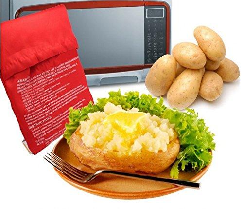 Magnetron Oven Gebakken Aardappel Cooker Koken Aardappelzak