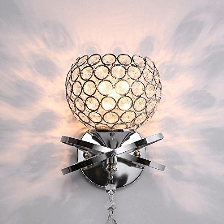 Xiao Yun   Persnlichkeit einfache Mode kristall Wandleuchte led Wohnzimmer Flur treppenhaus Wandleuchte