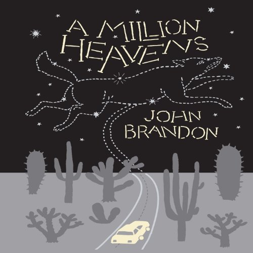 A Million Heavens audiobook cover art