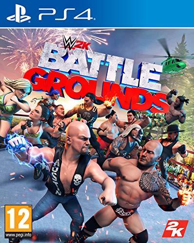 WWE 2K Battlegrounds - [PlayStation 4][AT-PEGI]