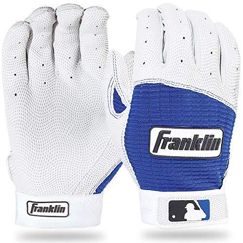 Franklin Sports 2016MLB Pro Classic Batting Handschuhe (Paar), Unisex, Pearl/Royal