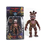 Zhongkaihua 1/6/8pcs/Set Figuras FNAF 6.5inch Five Nights At Freddy'S Toys Adornos FNAF - Multi - Estilos - Colores