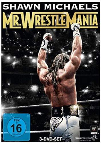 WWE - Shawn Michaels: Mr. Wrestlemania [3 DVDs]