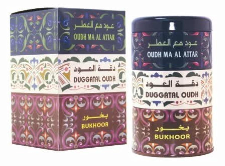 肖像画助手勧告Complete Fragances forホーム[ Oudh Ma Al Attar、Daggatal Oudh、Bukhoor ] ( 120g ) Agarwood Incense by Al Haramain