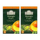 Ahmad Teas - Mango Black Tea 1.4oz - 20 Tea Bags (Pack of 2)