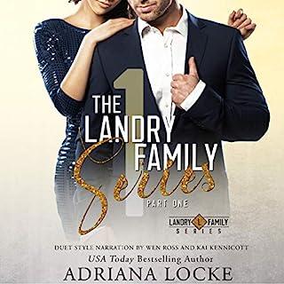 The Landry Family Series, Part 1 cover art