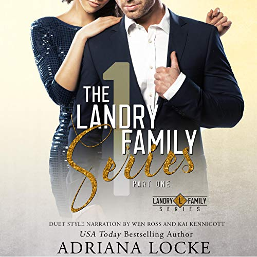 The Landry Family Series, Part 1 audiobook cover art