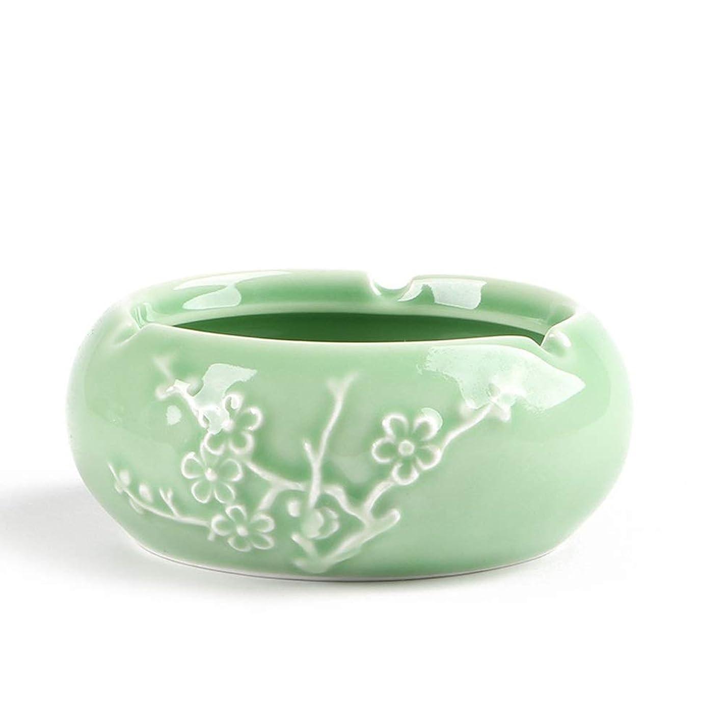 ハプニング一時解雇するフィルタ中国のセラミック灰皿手作り灰皿クリエイティブクラフトバーインターネットカフェ写真小道具の装飾品