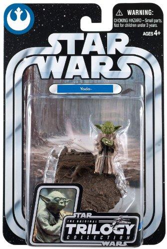 Hasbro Master Yoda Dagobah Jedi Training The Empire Strikes Back - Star Wars The Original Trilogy Collection 2004 (OTC)