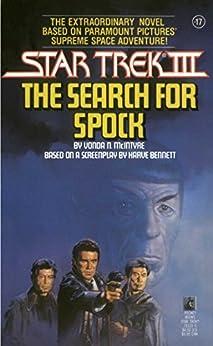 Star Trek III: The Search for Spock: Movie Tie-In Novelization (Star Trek: The Original Series Book 17) by [Vonda N. McIntyre]
