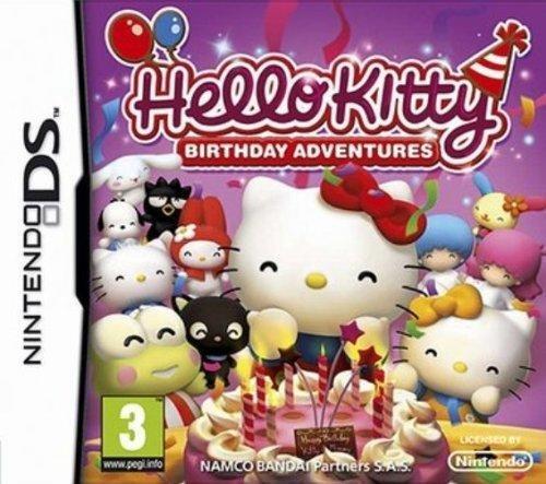 Namco Bandai Games  Hello Kitty: Birthday Adventures