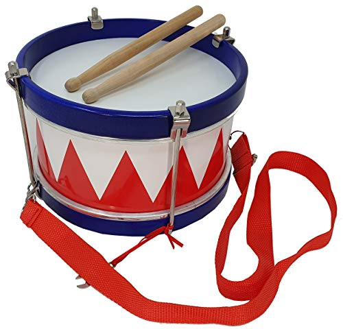 Tambor infantil afinable para niños madera ROCKSTAR SMD102-TGE instrumento musical - Rockmusic