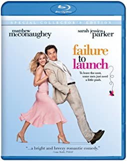 Failure to Launch [Reino Unido] [Blu-ray]