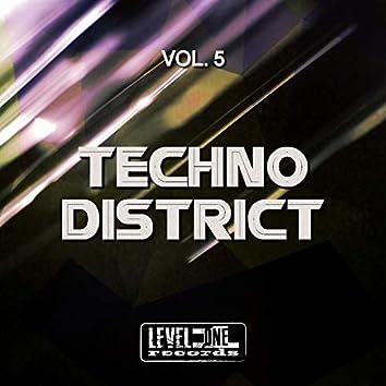 Techno District, Vol. 5