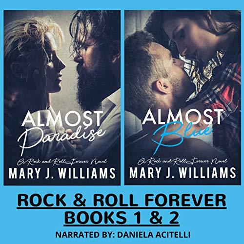 Rock & Roll Forever: Books 1 & 2 audiobook cover art