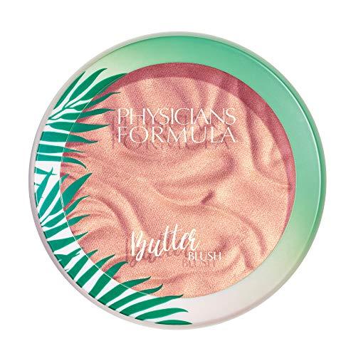 Physicians Formula - Murumuru Butter Blush - Rubor con Fórmula Ultra-Rica con Mantequilla de Murumuru para un Brillo Radiante - Textura Cremosa y Suave - Natural Glow 60 g