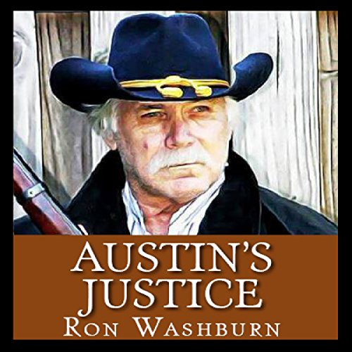 Austin's Justice audiobook cover art