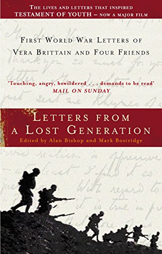 Letters From A Lost Generation: ...