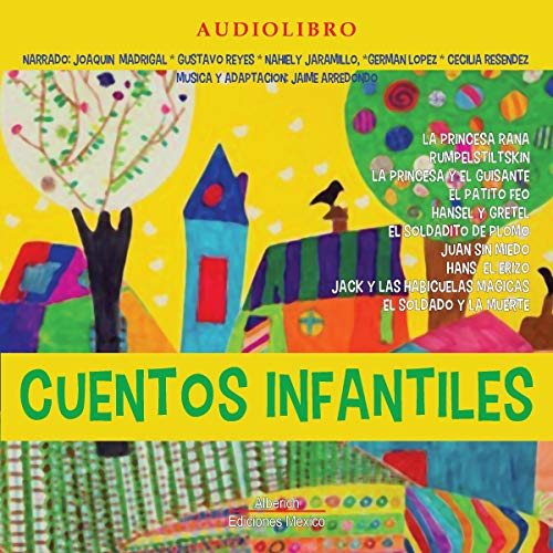Cuentos infantiles [Children's Stories] cover art