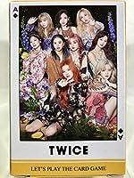 TWICE トゥワイス グッズ / トランプ カードゲーム (フォトカード) 54枚セット - Playing Cards (Photo Card) 54pcs [TradePlace K-POP 韓国製]