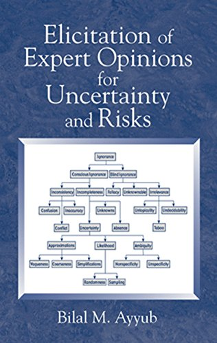 Elicitation of Expert Opinions for Uncertainty and Risks (English Edition)
