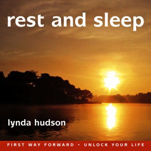 Rest and Sleep audiobook cover art