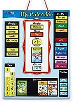 Magnetic Wall Calendar for Kids