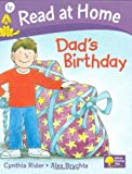 Read at Home: Dad's Birthday, Level 1c (Read at Home Level 1c)
