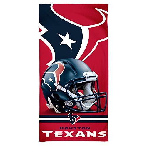 Wincraft NFL Houston Texans - Toalla de Playa (150 x 75 cm)