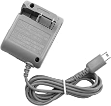 Charger Power Supply AC Adapter Wall Charger Power Cord 5.2V 450mA for Nintendo DS Lite,..