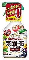 殺虫殺菌剤ベニカマイルドスプレー(庭木の消毒)