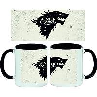 Taza Juego de Tronos Stark Logo