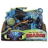Spin Master (asst) Hiccup & Toothless Dragons Dragon & Viking-Figuras de Juguete, multicolor (20103709) , color/modelo surtido