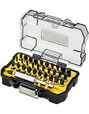 DeWalt Extreme Impact Torsion boor- en schroefbitset (32-dlg. Set in Touch Case, incl. bithouder, geschikt voor gebruik in slagmoersleutels) DT70523T