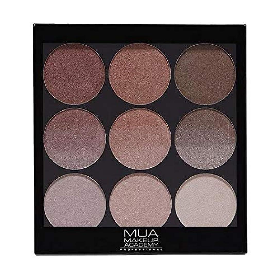 蓮傑作防腐剤[MUA] ブロンズMua勾配光パレット002を喜ば - MUA Gradient Light Palette Bronzed Delights 002 [並行輸入品]